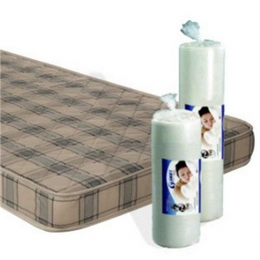 "Crib 5 compliant DOUBLE MATTRESS 6' 3"" X 4'"